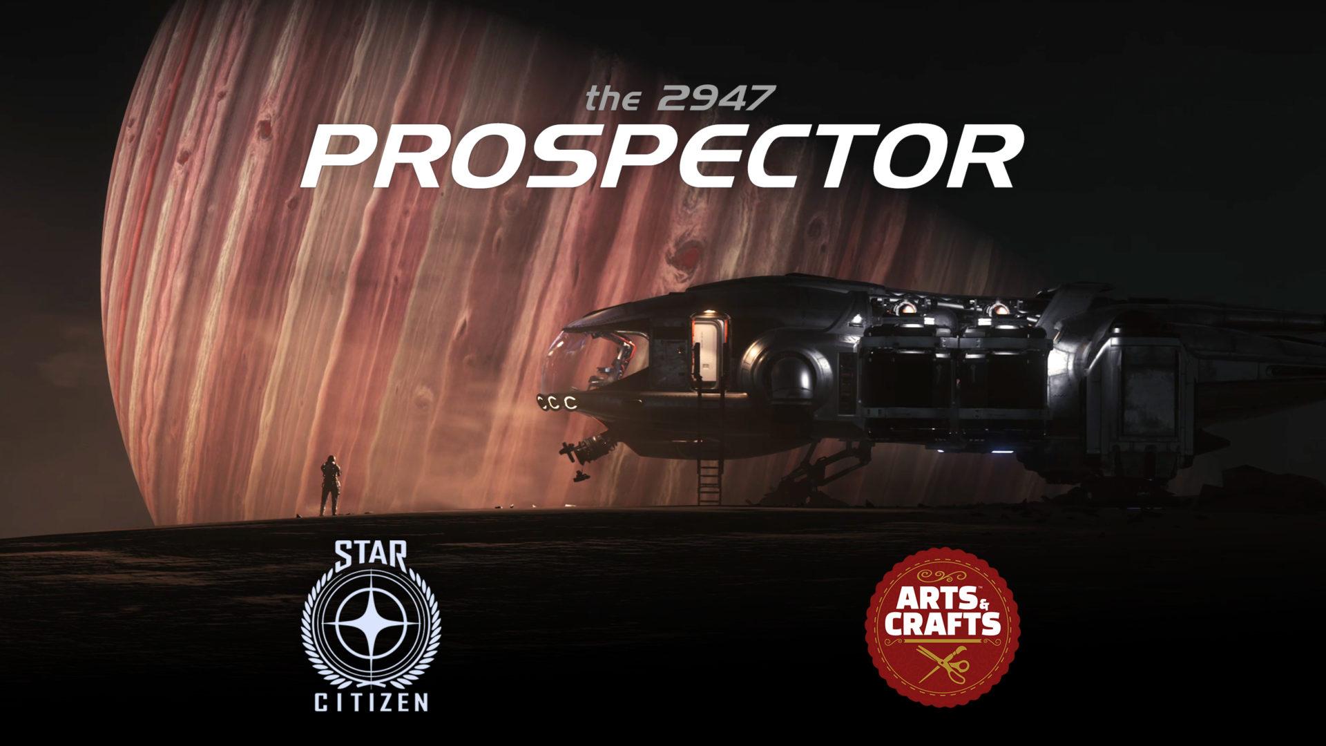 Star Citizen Prospector Commercial thumb