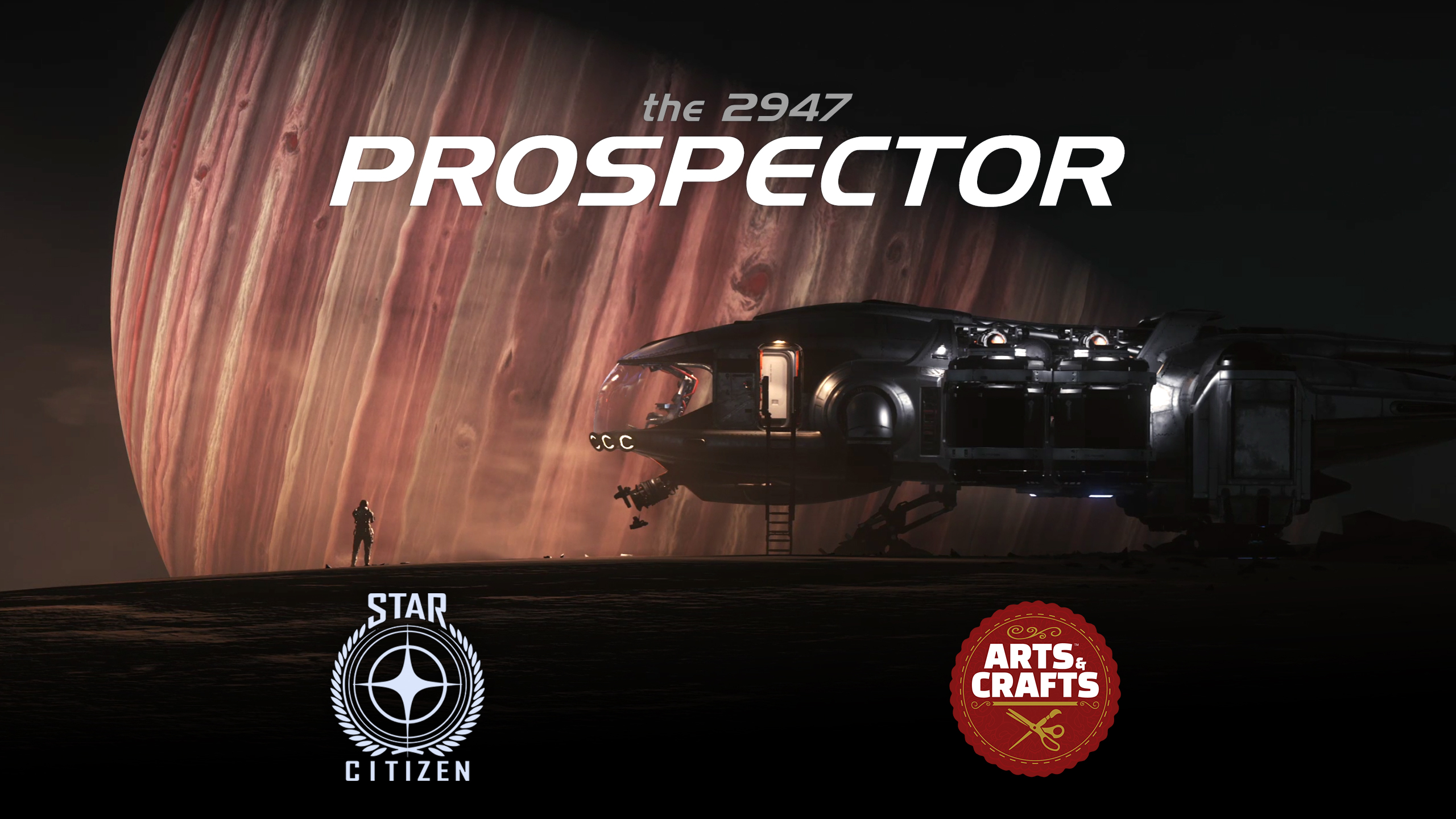 Star Citizen Prospector Commercial [CIG Contest]