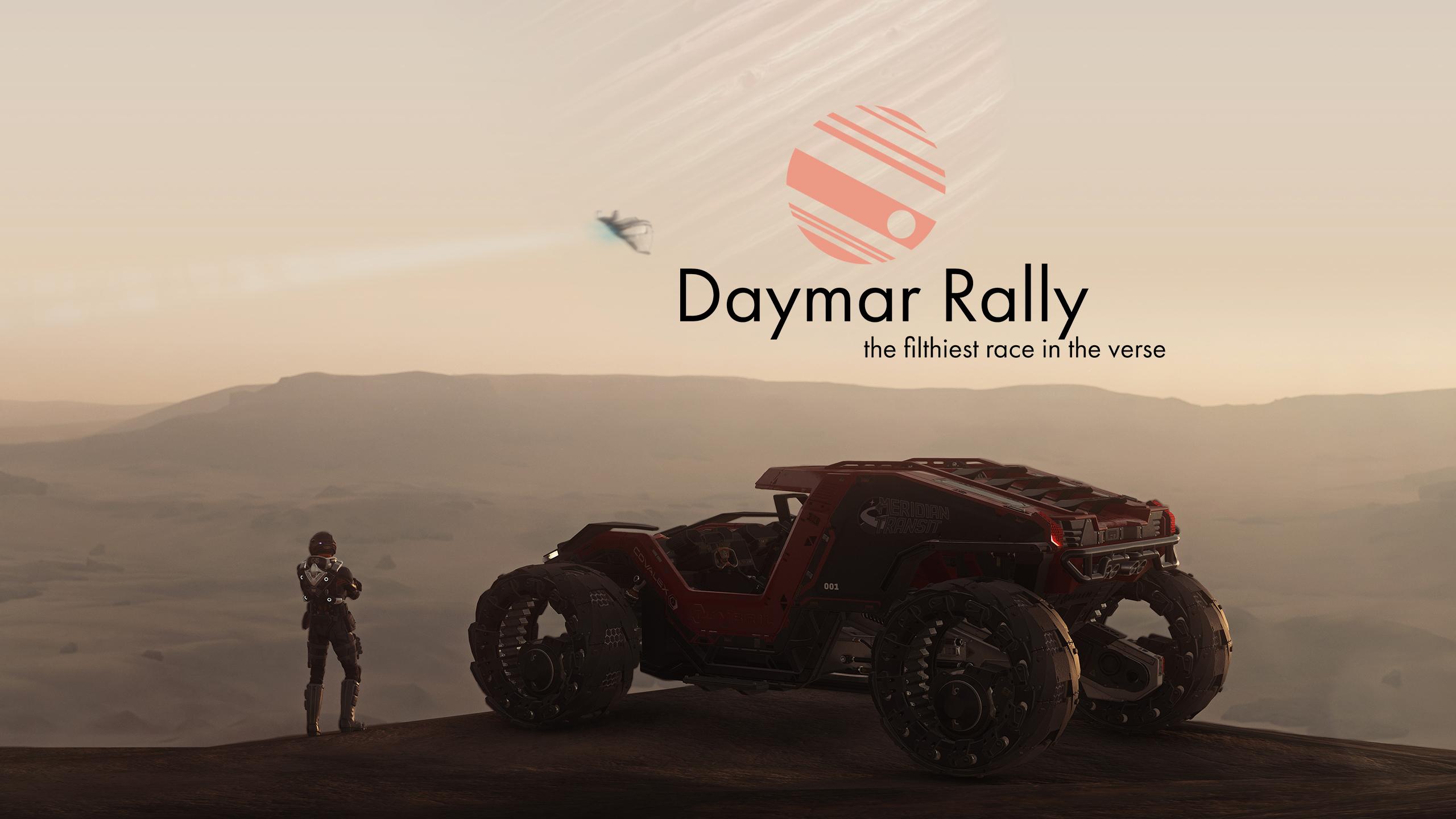 Daymar Rally 'Take Your Marks' Teaser