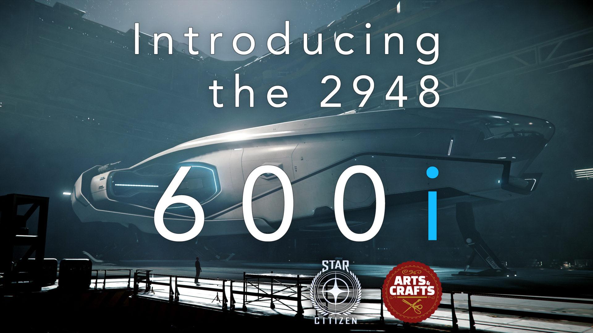 Star Citizen Origin 600i Commercial thumb