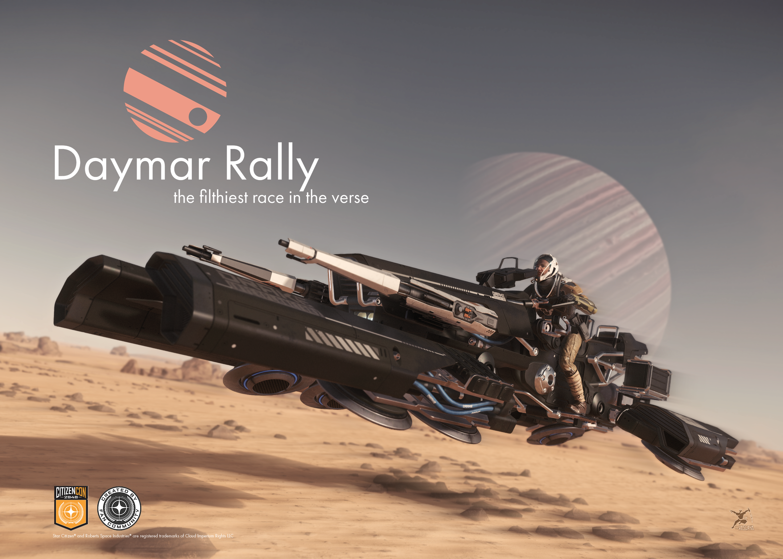 You are currently viewing Daymar Rally CitizenCon 2018 Poster