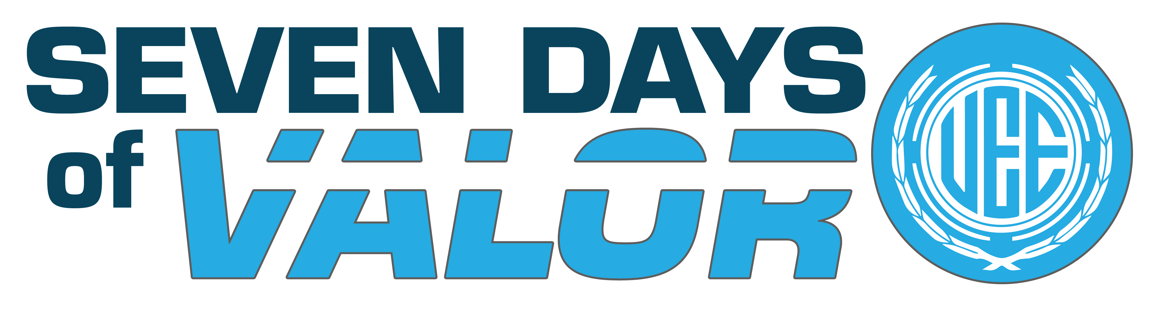 Seven Days of Valor logo