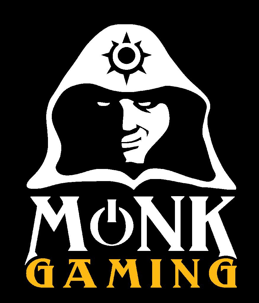 Monk Gaming logo
