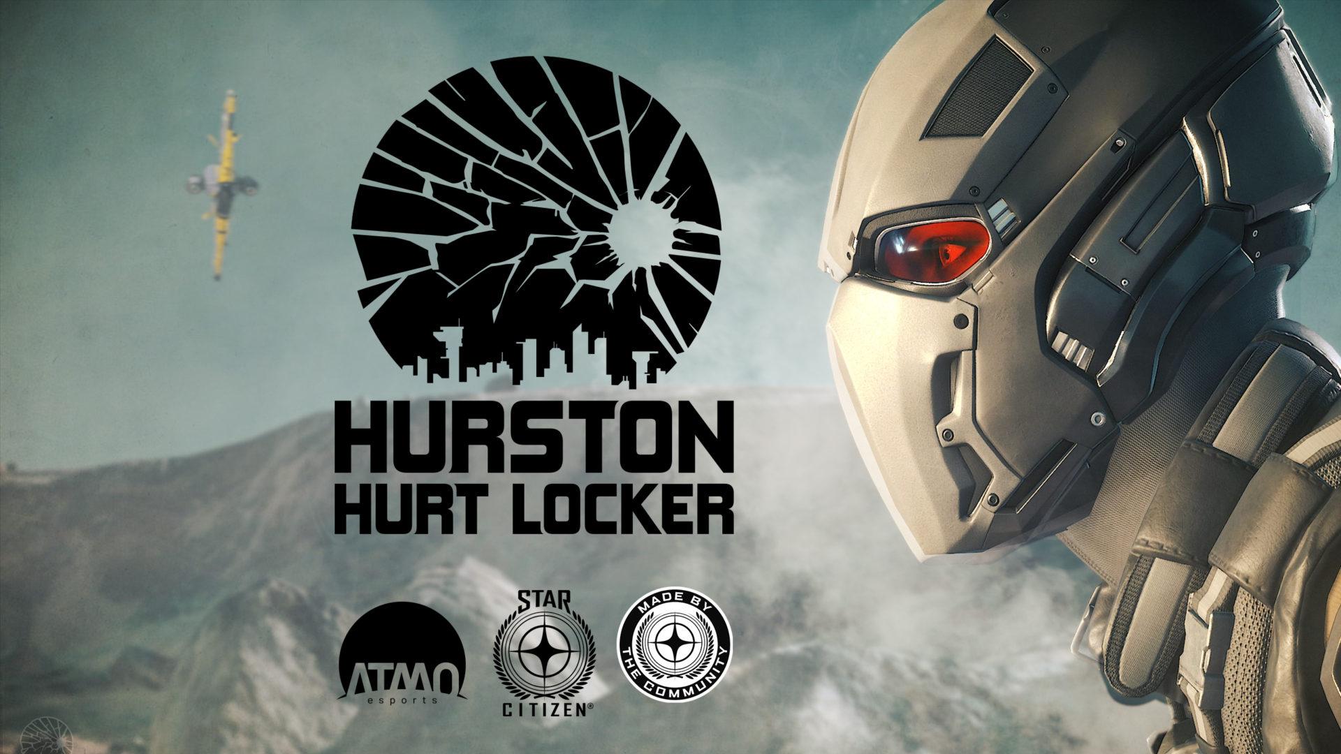 Hurston Hurt Locker Promo thumbnail