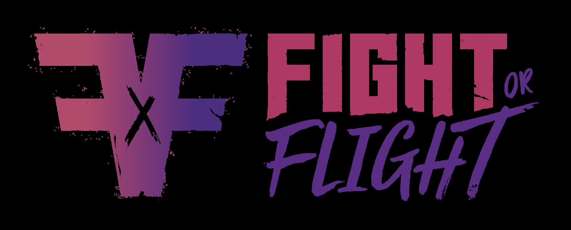 Fight or Flight Logo